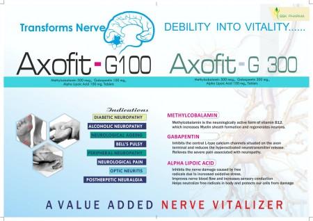 AXOFIT-G300